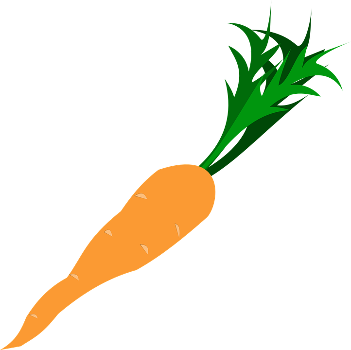 svg free stock Image shop of clipart. Vector carrot easter