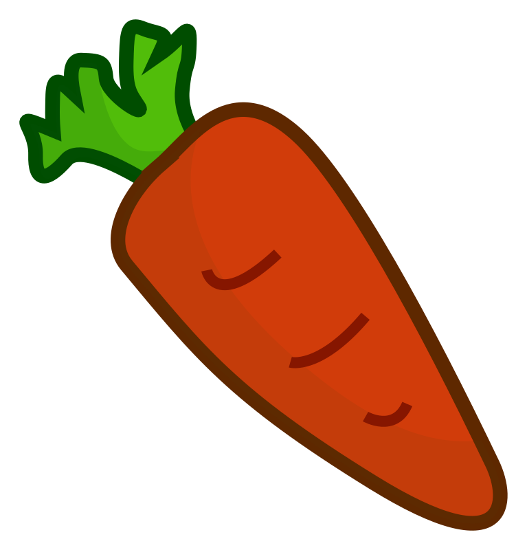 clip art royalty free library Cartoon carrot pinterest. Carrots clipart vintage.