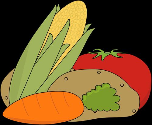 svg download Fruit And Vegetables Clipart