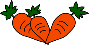 banner royalty free Carrots clipart. Clip art at clker
