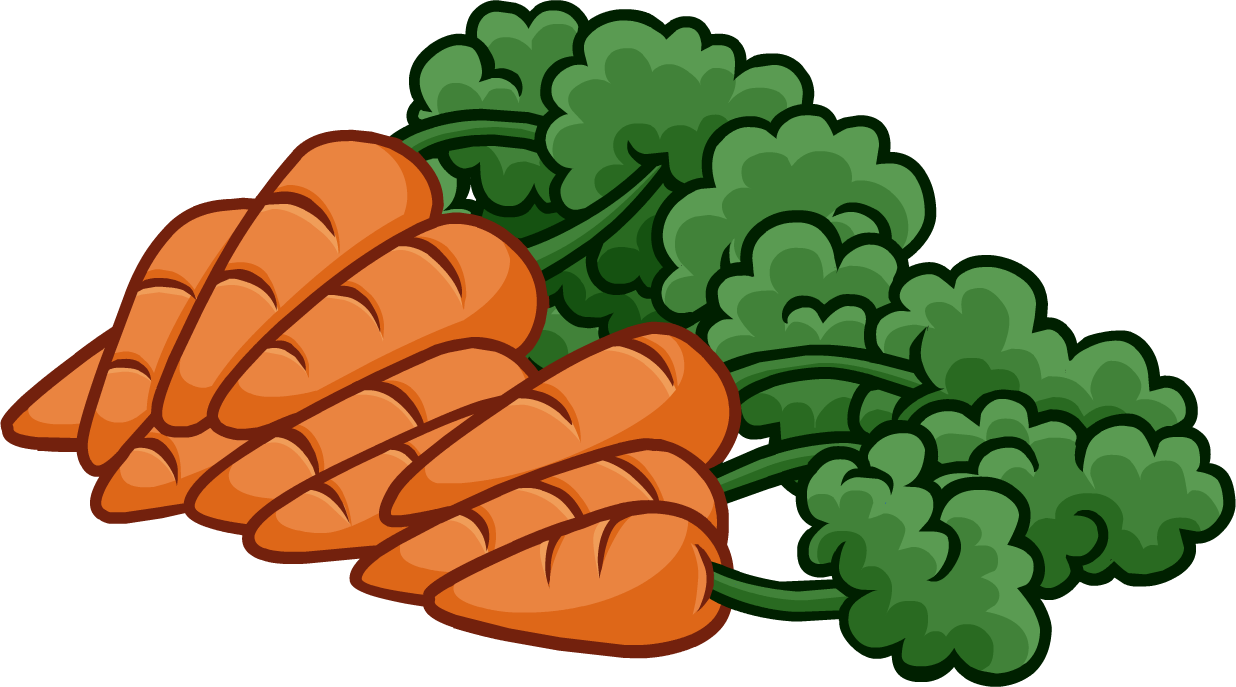 clip royalty free Carrots clipart