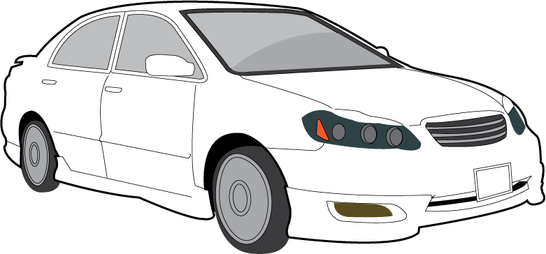download Cars black and white clipart.  collection of car
