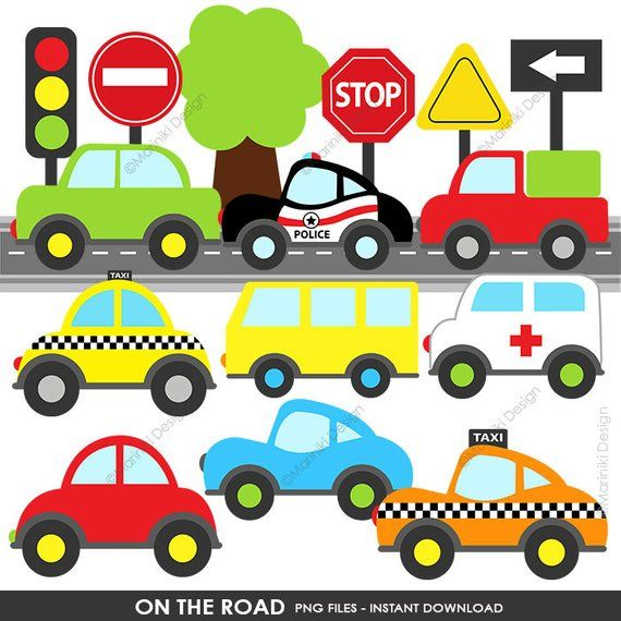clipart royalty free download Transportation clip art on. Cars clipart.