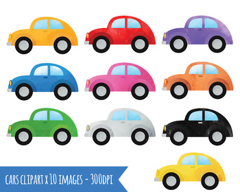 clip transparent stock Cars clipart. Watercolor automobiles download png.