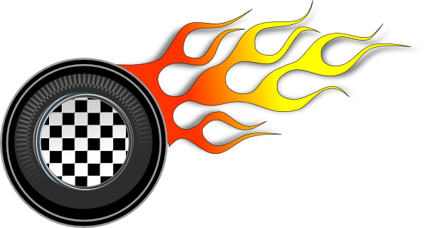 graphic free Trophy clipart race car
