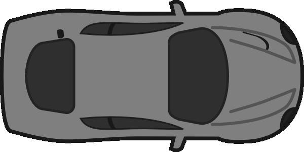 clipart transparent download Car Top View Clip Art