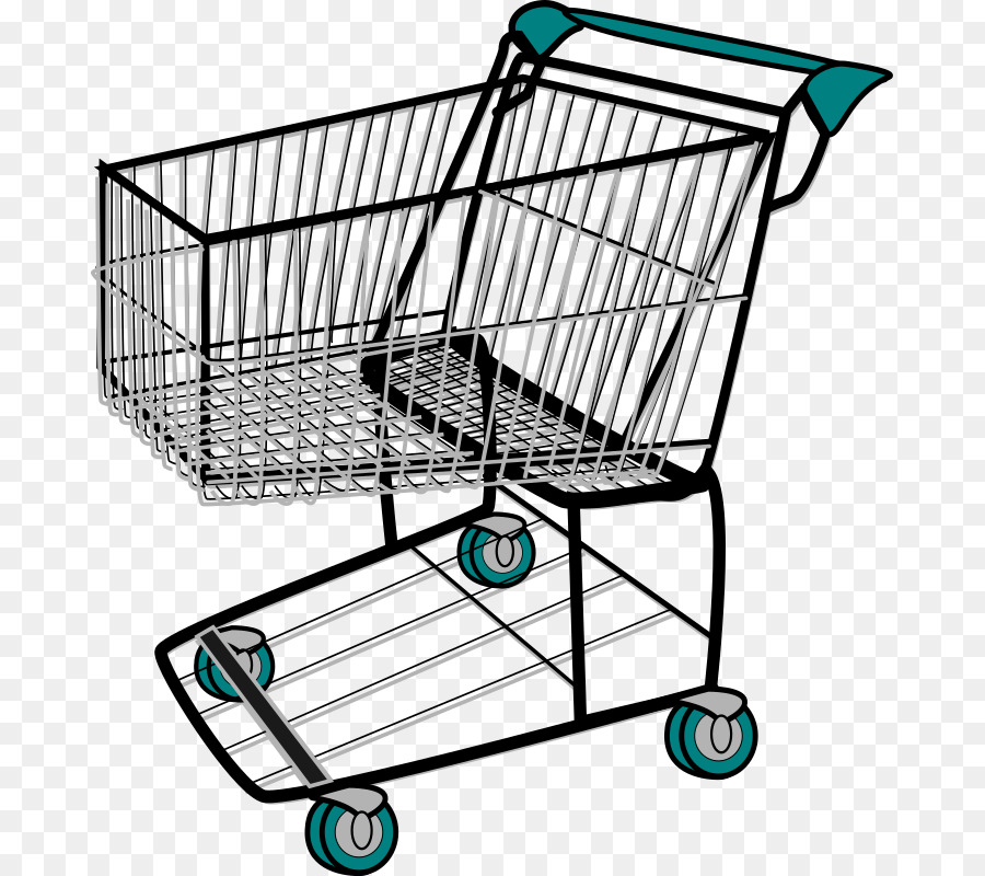 graphic royalty free library Shopping product line transparent. Cart clipart.