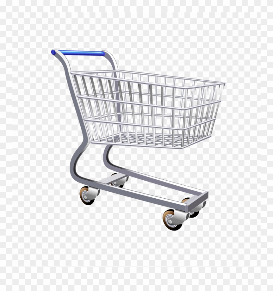 transparent library Cart clipart. Download shopping png photo.
