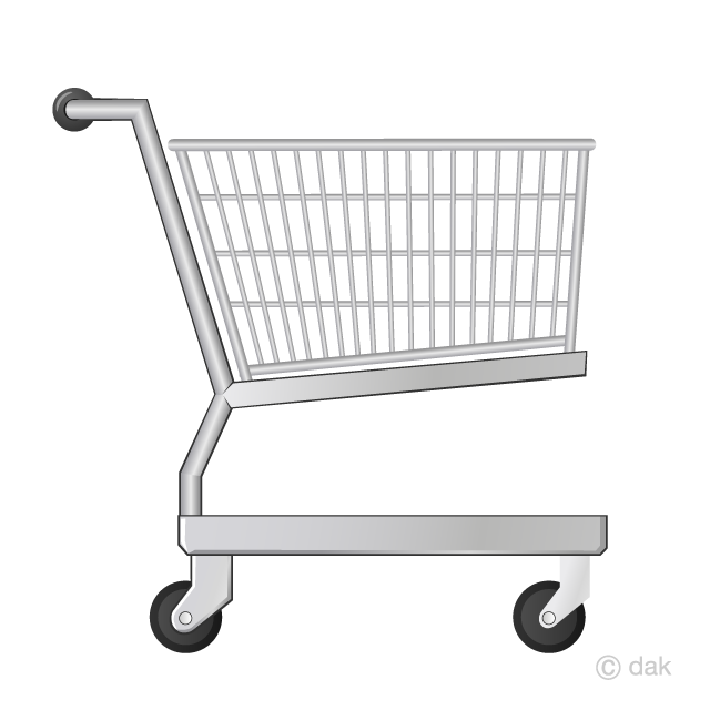 clip art free stock Cart clipart. Shopping free picture illustoon.