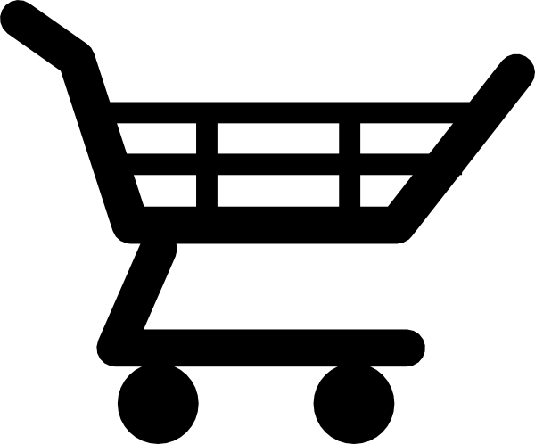 graphic transparent stock Supermarket clipart grocery story. Small cart clip art.