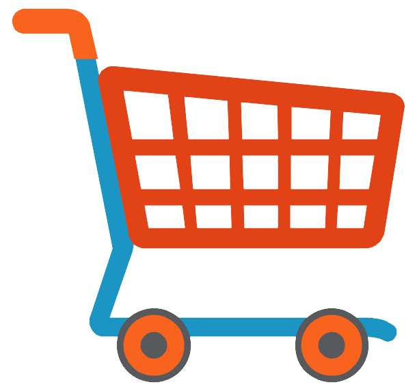 image royalty free download Supermarket clipart trolley. Shopping cart png