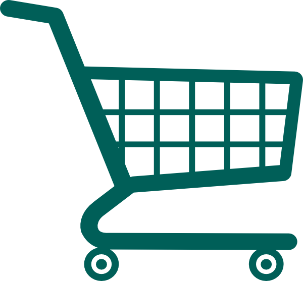 banner Trolley Clipart silhouette