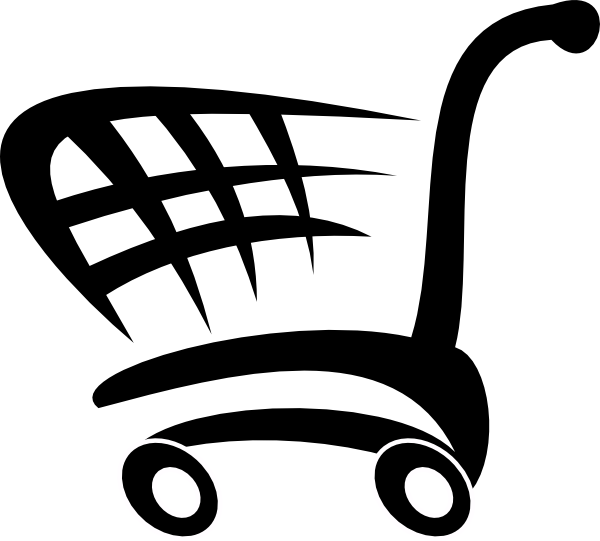 jpg freeuse Shopping Cart Clip Art at Clker