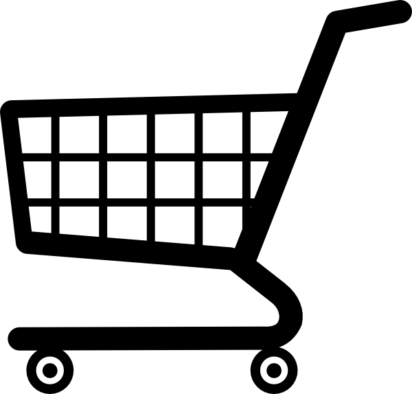 stock Shopping Cart Clip Art at Clker