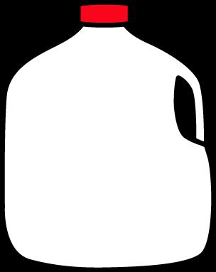 jpg freeuse stock Of milk food clip. Carton clipart gallon water