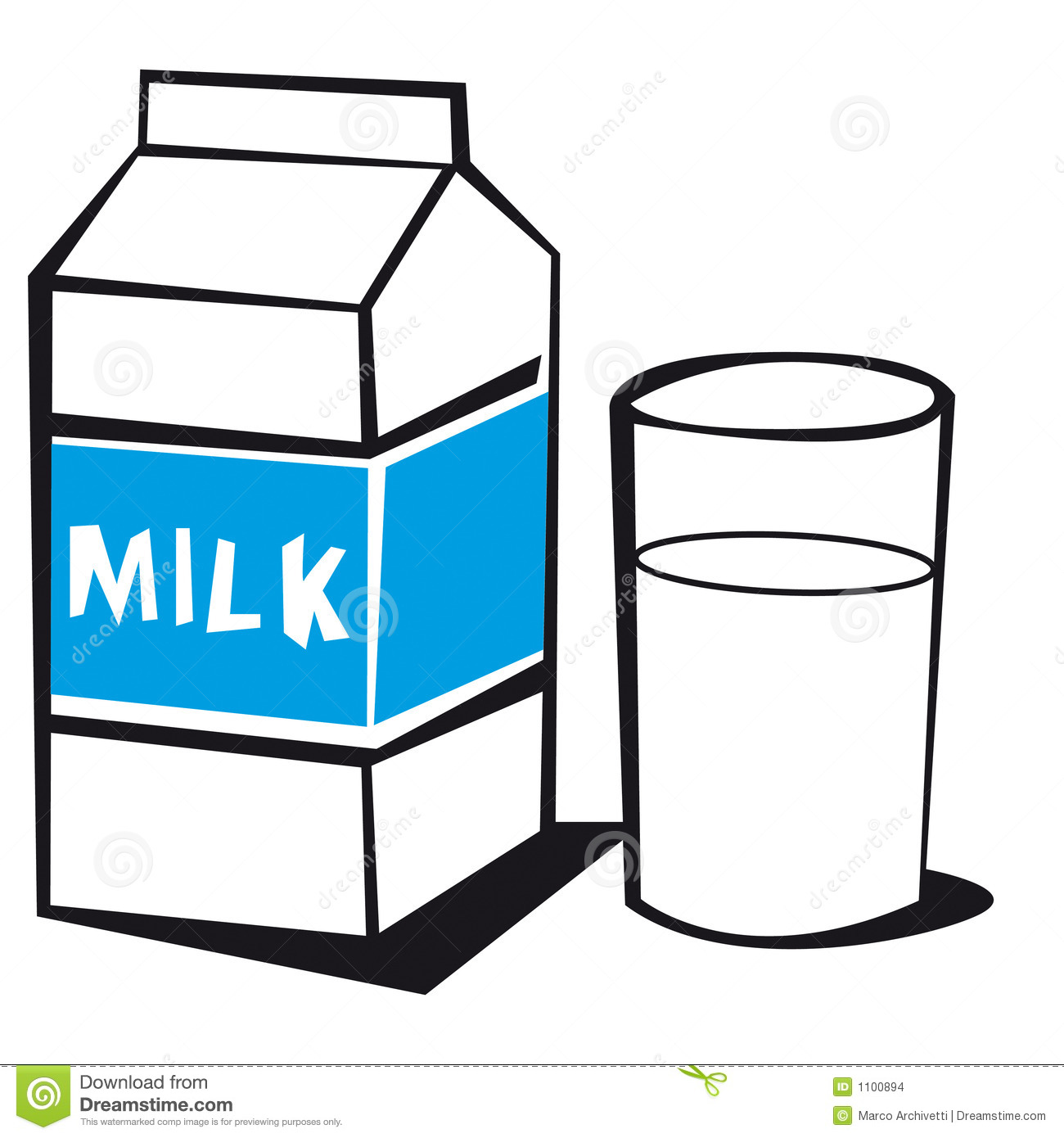image transparent stock Black and white free. Carton clipart milk water.
