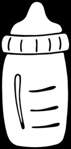 image free Milk Bottle Clip Art at Clker