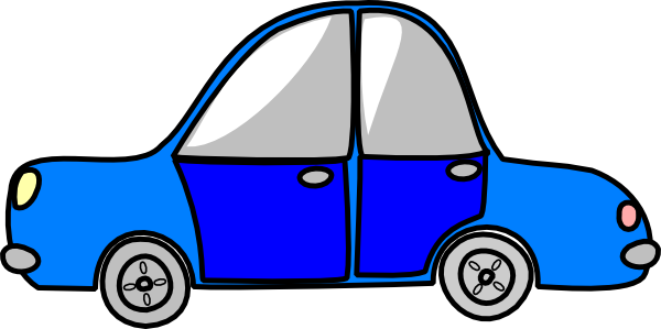 png black and white download Cartoon Cars Clipart