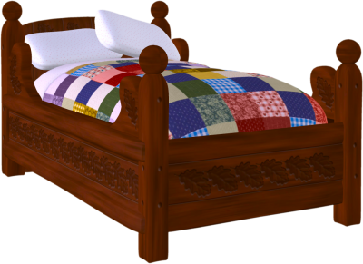 picture library stock Cartoon clipart bedroom. Download mattress free png.
