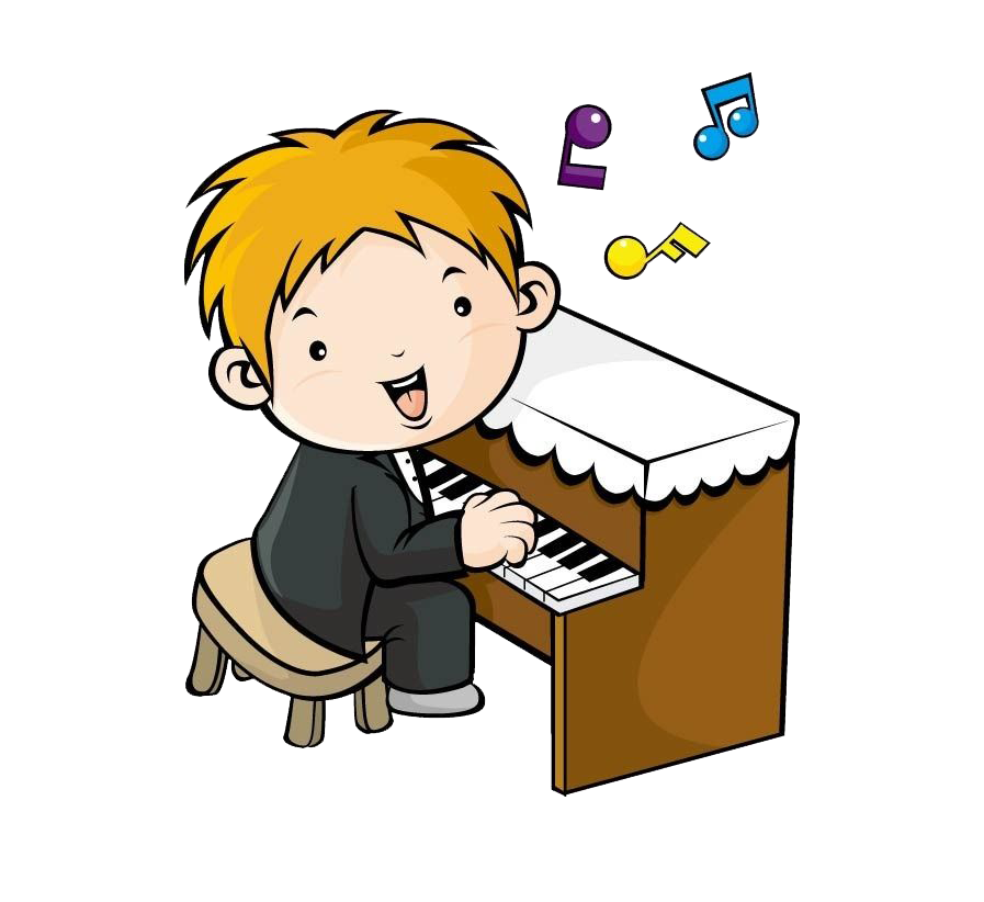 royalty free library Cartoon clipart music. Lesson drawing musical note.