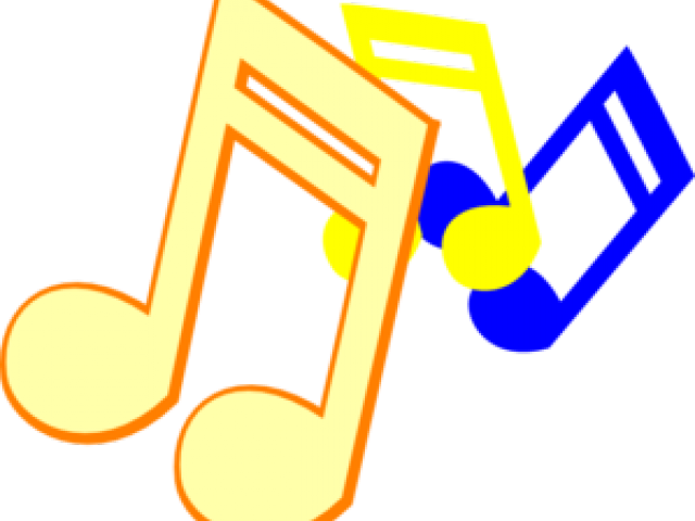 clipart library stock Notes distorted free on. Cartoon clipart music.