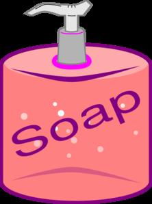 library Bottle clip art at. Cartoon clipart soap.