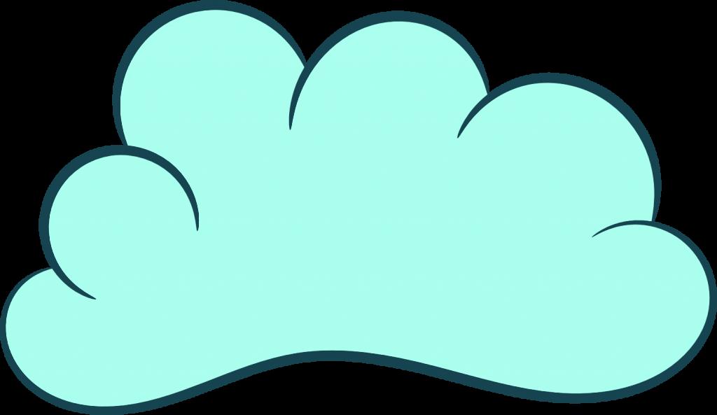 svg free cloud clipart transparent #61362611