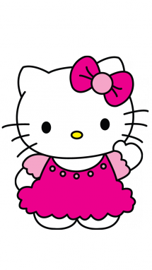picture library How to Draw Hello Kitty