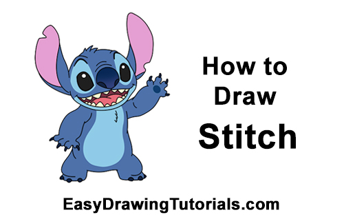 jpg royalty free stock How to draw full. Drawing stitch basic