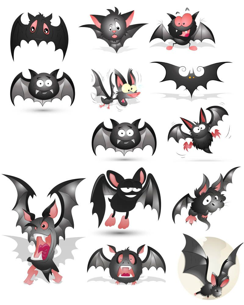 image black and white Pin on More Halloween Theme Bats Witches more