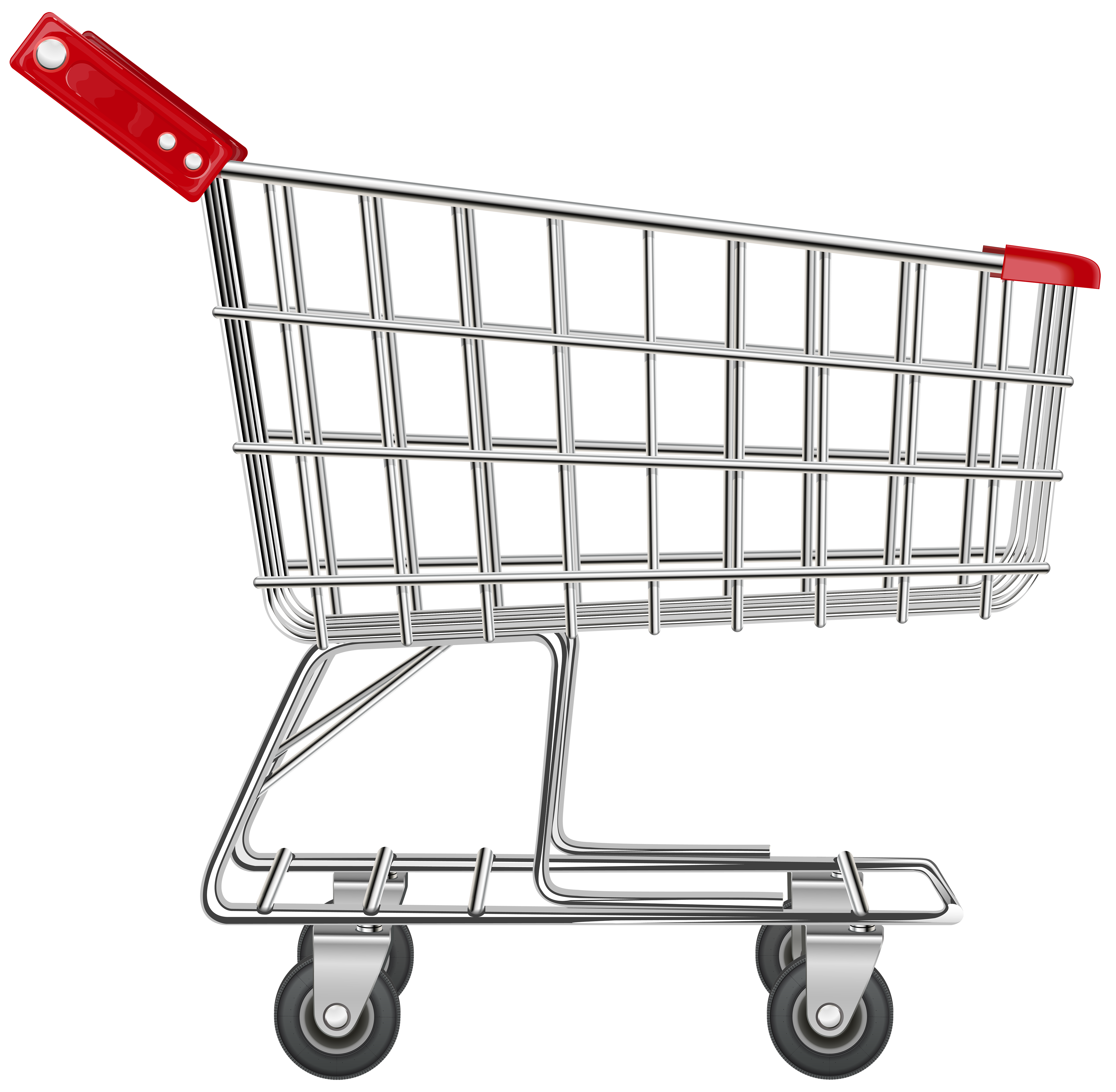 jpg freeuse library Shopping cart transparent png. Carts clipart.