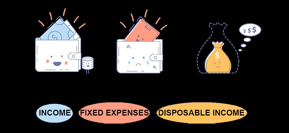 clip art transparent download The money tree imb. Cash clipart disposable income.