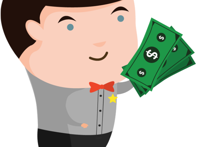 clipart library library Make money free on. Cash clipart disposable income.