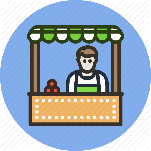 png free library Cashier clipart seller. Unigrid flat finance vol