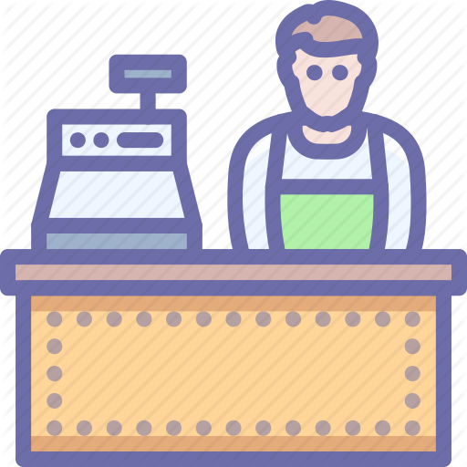 svg library download Unigrid phantom finance vol. Cashier clipart seller