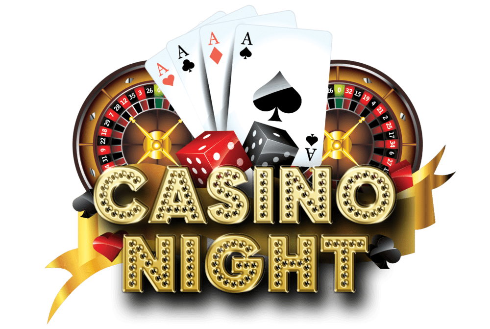 clip free stock Casino night clipart. Logo transparent png stickpng