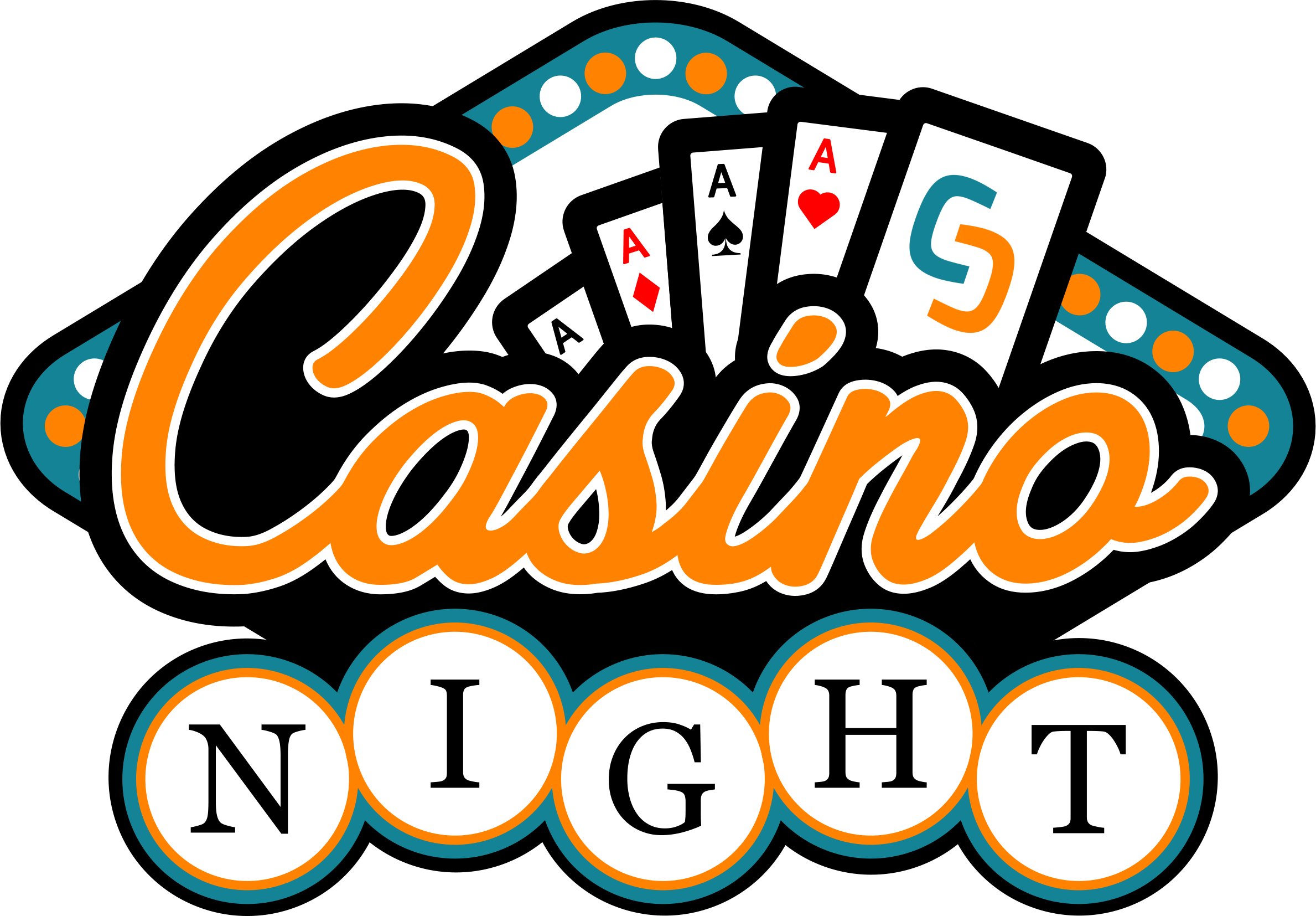clipart library library Casino night clipart. Free cliparts download clip