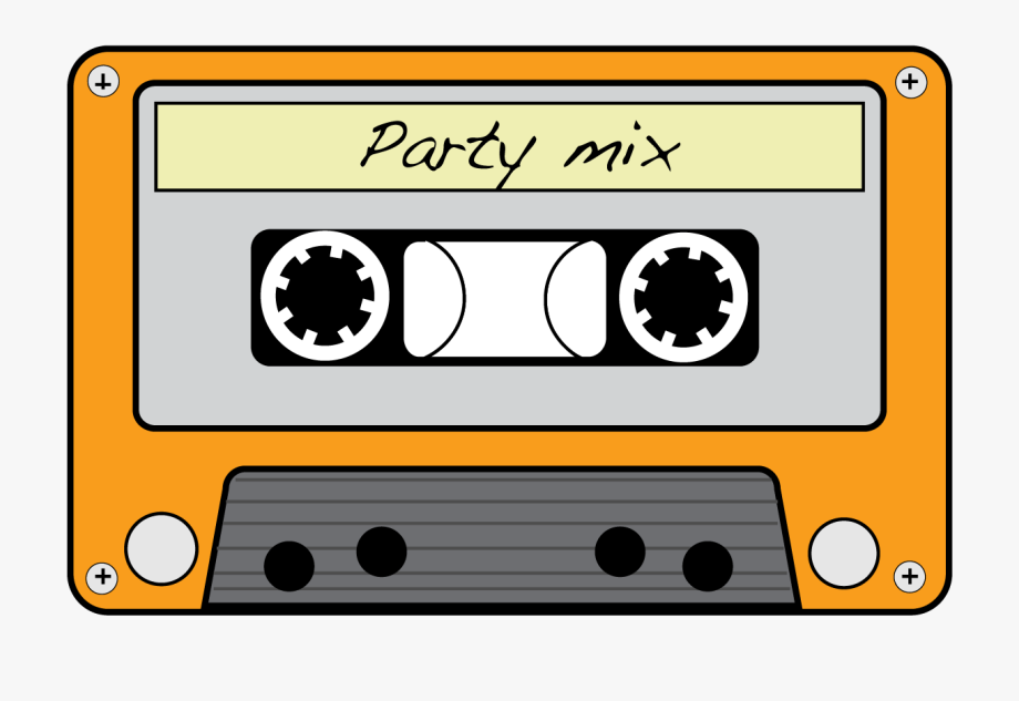 picture royalty free Cassette clipart cartoon. Neon tapes png .
