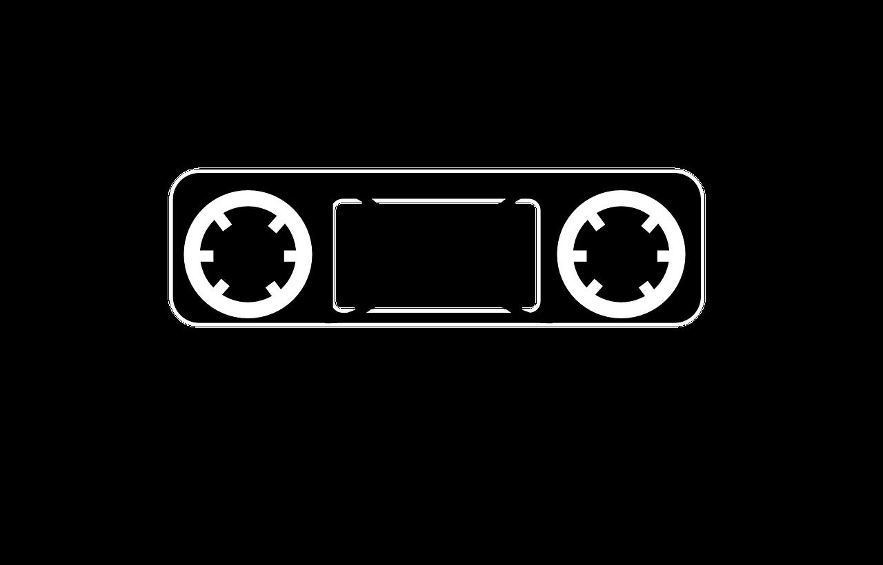 clip art download Cassette clipart magnetic tape. Creermamusique com le blog.
