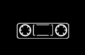 clipart download Audio clip art at. Cassette clipart magnetic tape.