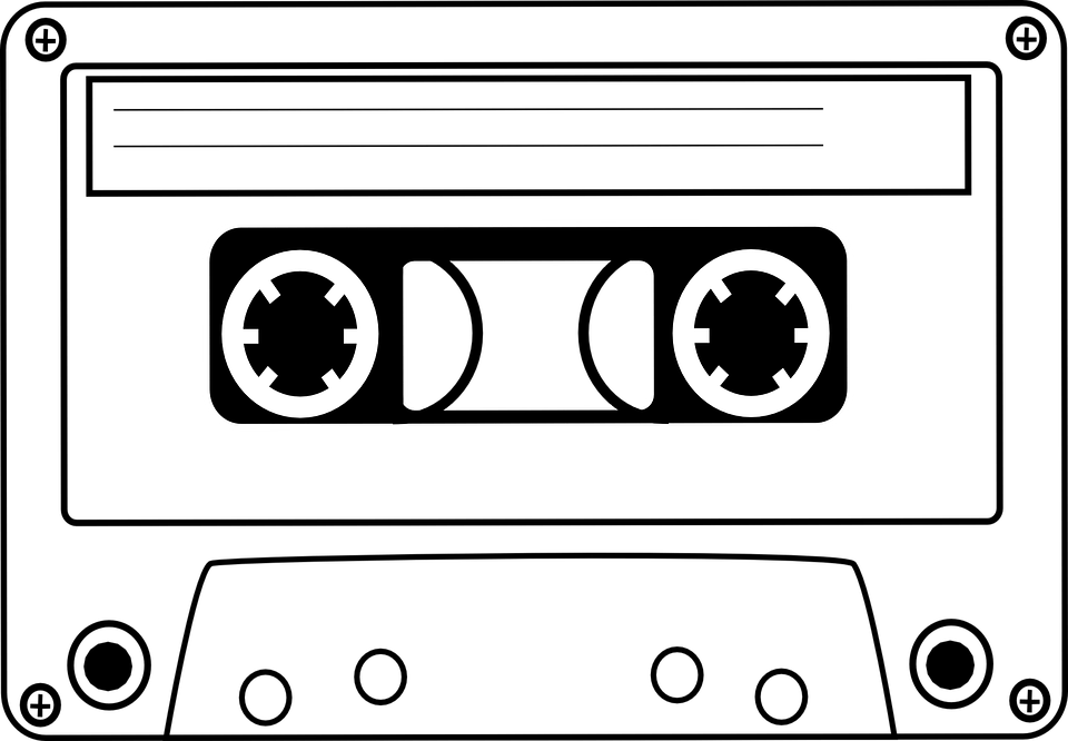 clipart royalty free stock Audio transparent png stickpng. Cassette clipart.