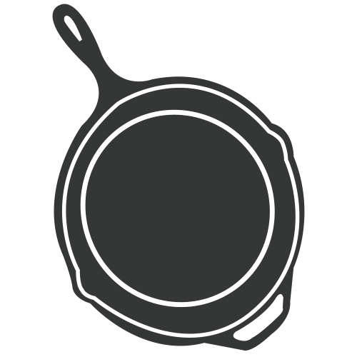 graphic transparent download Pan clipart cast iron