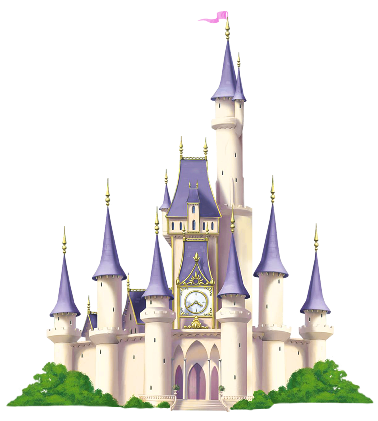 picture royalty free stock Transparent Castle PNG Clipart Picture