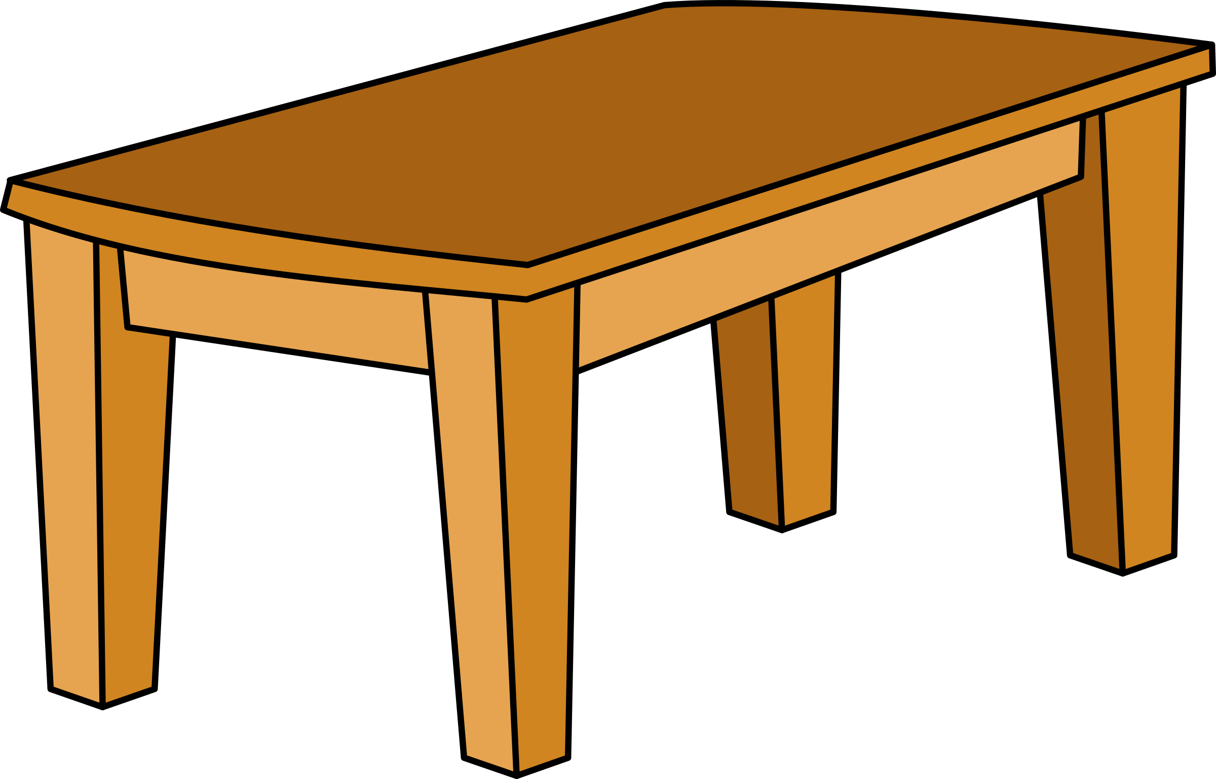 clipart freeuse Table mesa free on. Castle clipart dining room.
