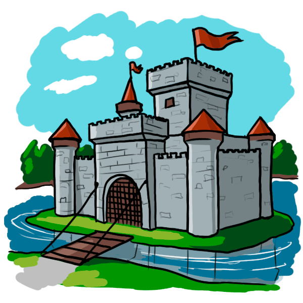 image free download images of cartoon castles