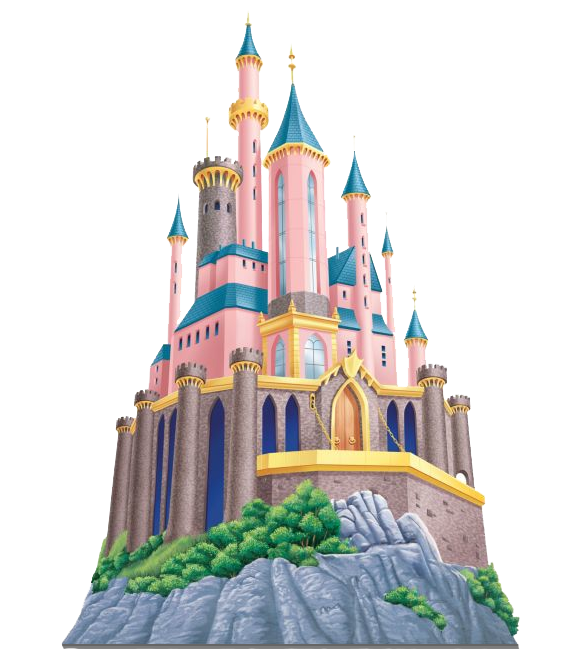 jpg library library Http wondersofdisney webs com. Castle clipart mickey mouse.
