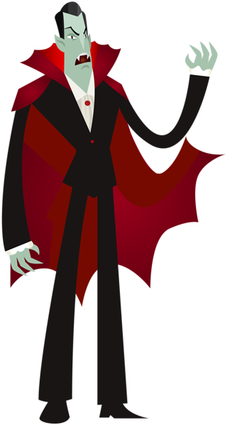clip art freeuse library Vampire PNG Clip Art Image