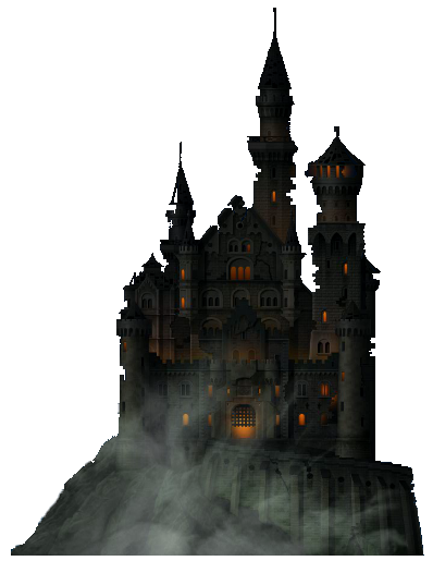 banner library stock Castle transparent. Png images all