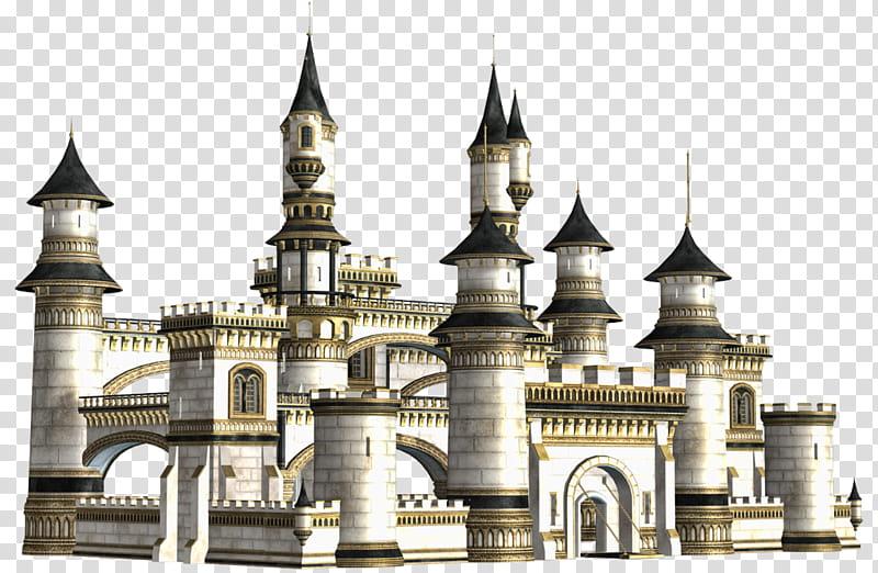image freeuse download Fantasy castles whit and. Castle transparent