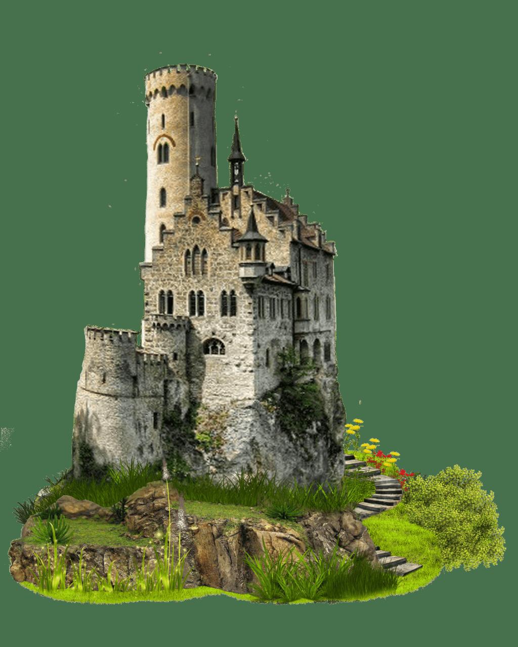 png freeuse download Medieval png stickpng. Castle transparent